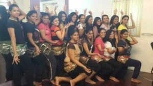 Ritambhara Sahni's Belly Dance Classes in Mumbai