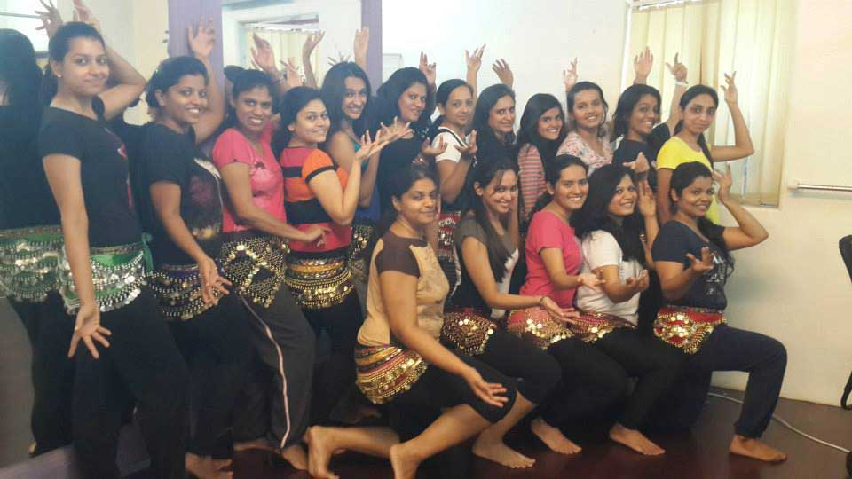 Belly dance institute mumbai students review