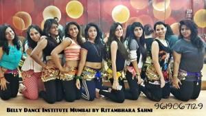 Belly Dance Classes in Mumbai by Ritambhara Sahni