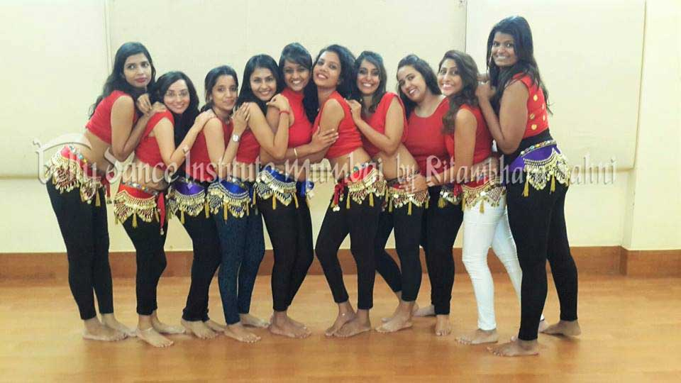 Belly dance mumbai