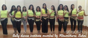 Best Belly dance classes in Mumbai by Ritambhara Sahni