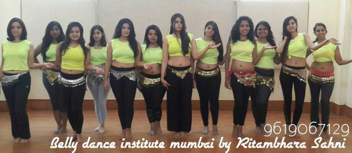 best institute in mumbai for belly dancing