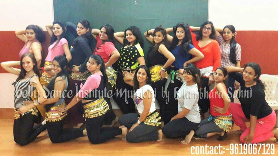 Best institute for belly dance in mumbai