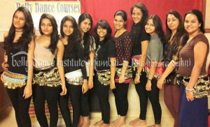 Belly Dance school in Mumbai by Ritambhara Sahni