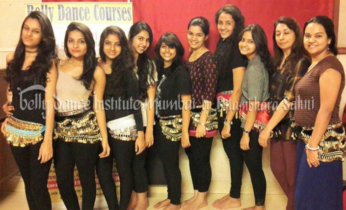 Belly Dance Institute colaba by Ritambhara Sahni