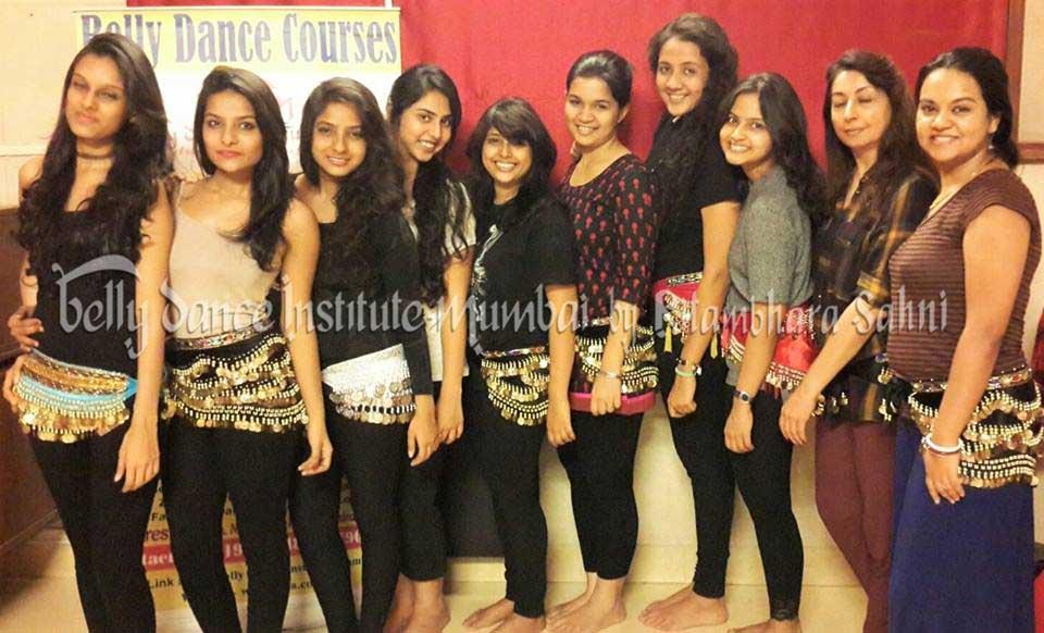 Belly Dance Institute colaba by Ritambhara Sahni