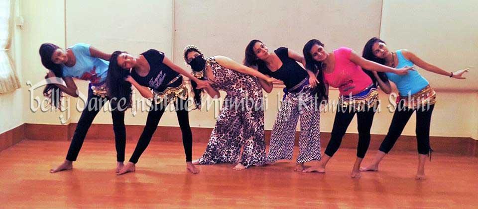 Belly dance events Mumbai