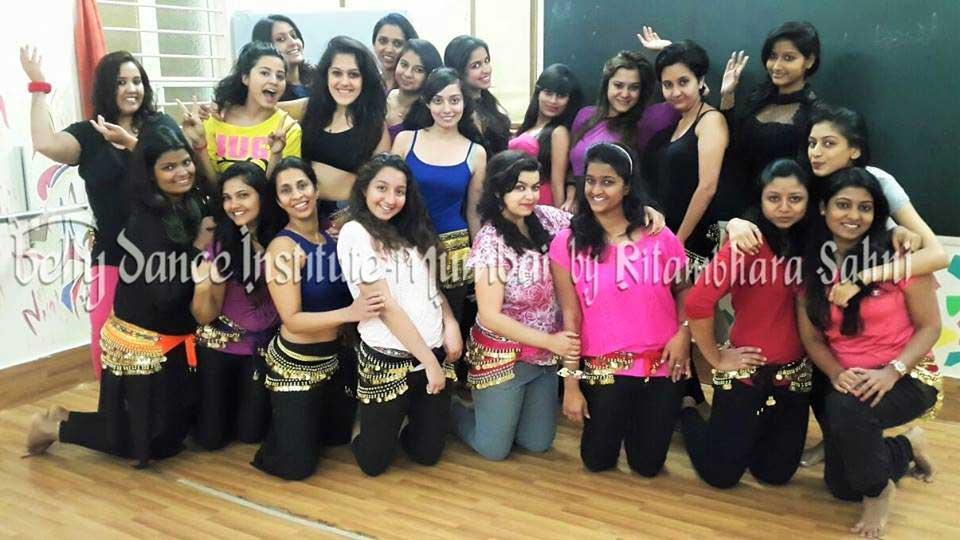 Belly dance events in Mumbai by Ritambhara Sahni