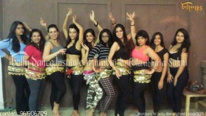 Best Belly Dance Institute in Mumbai by Ritambhara Sahni