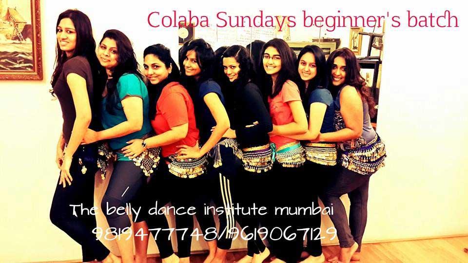 Belly dance colaba batch