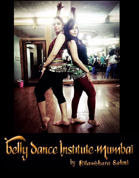 Belly dance institute students speak