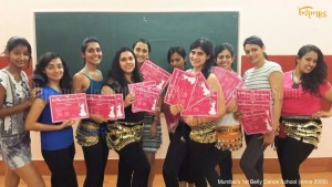 Certified belly dance institute