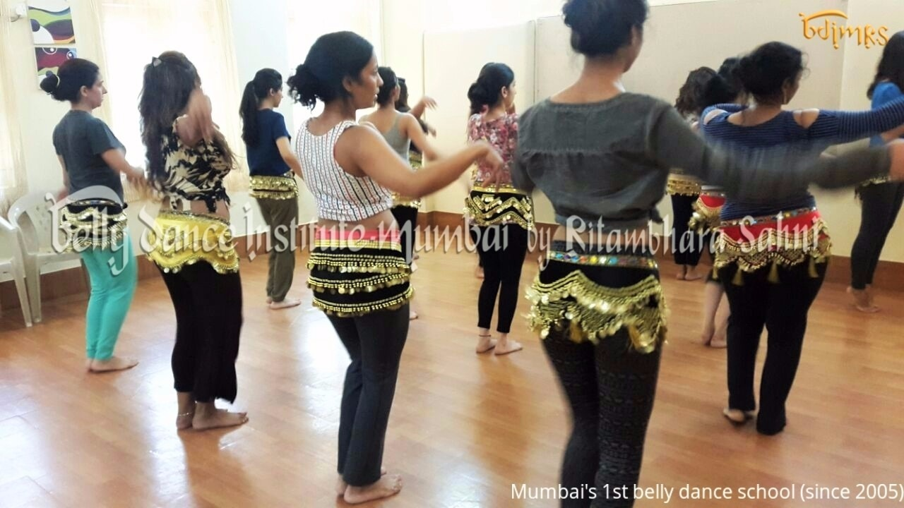Ritambhara Sahni's reason to belly dance