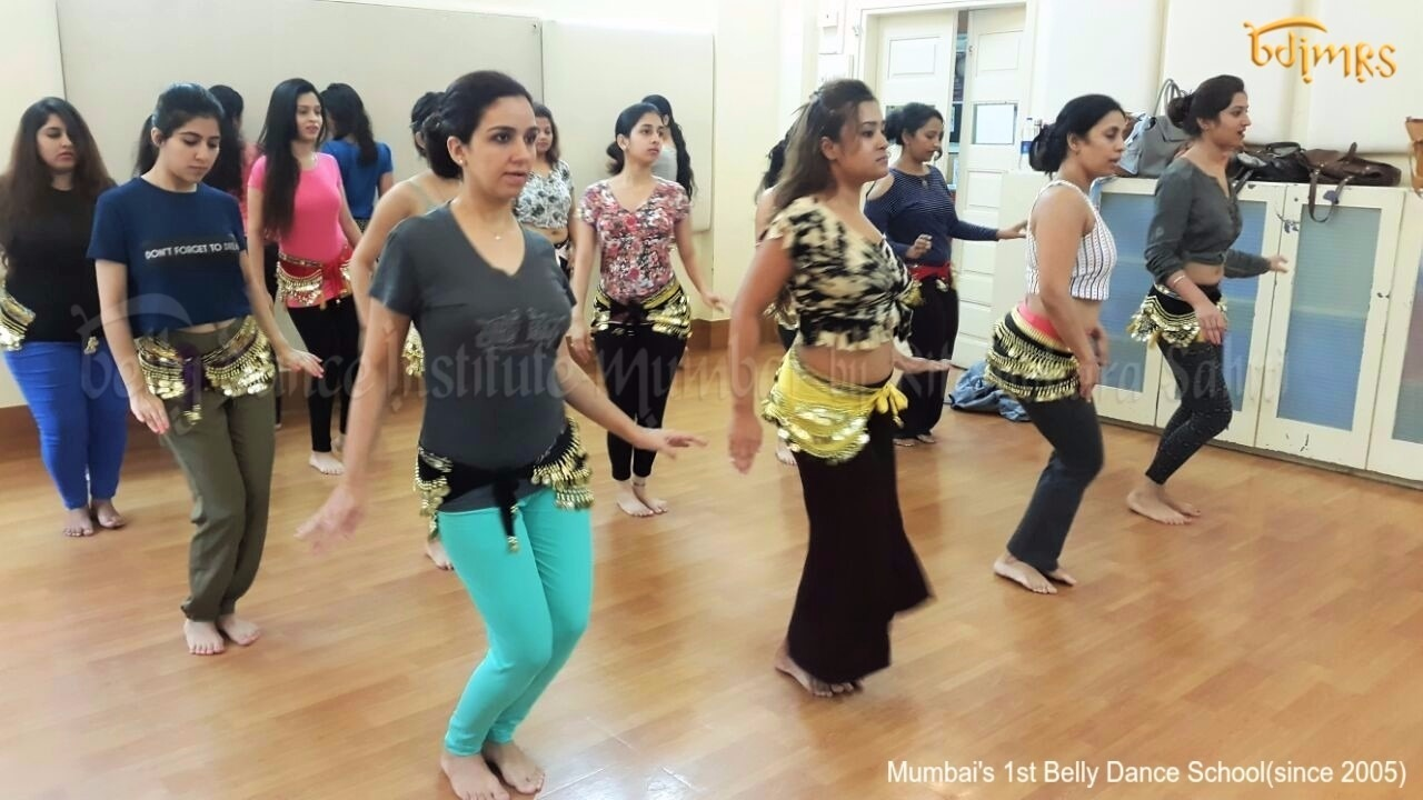 Reasons to dance with Belly Dance Institute Mumbai by Ritambhara Sahni