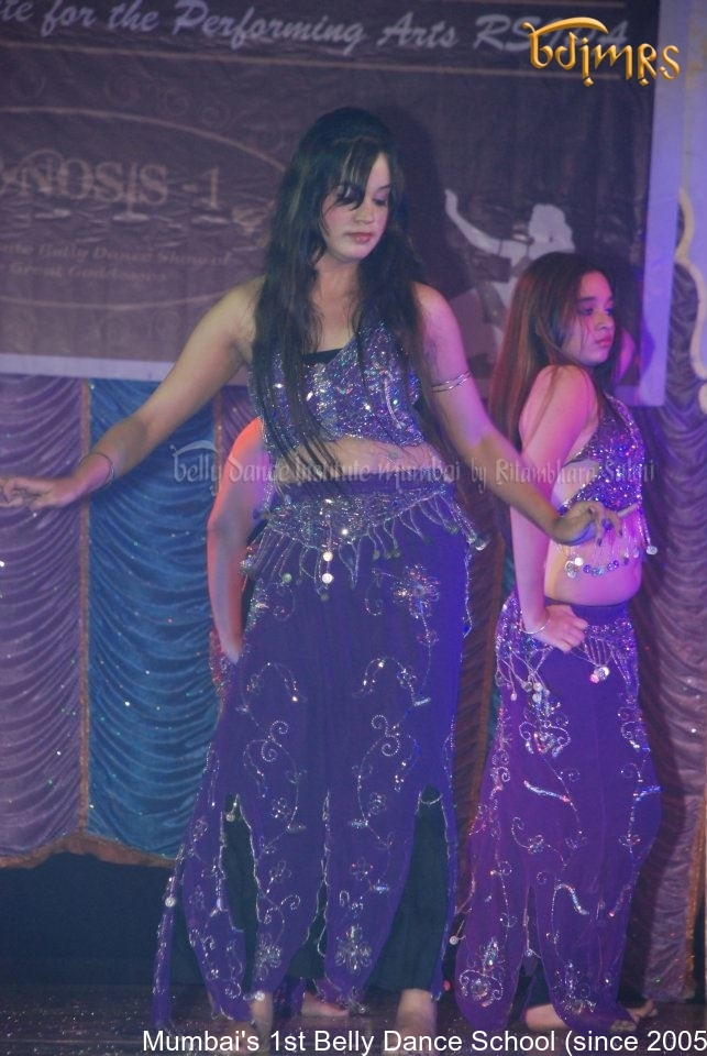 Ritambhara Sahni's Belly dance classes
